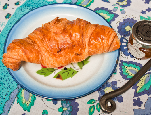 Make Your Own Croissants?  Cooking Classes in Paris…