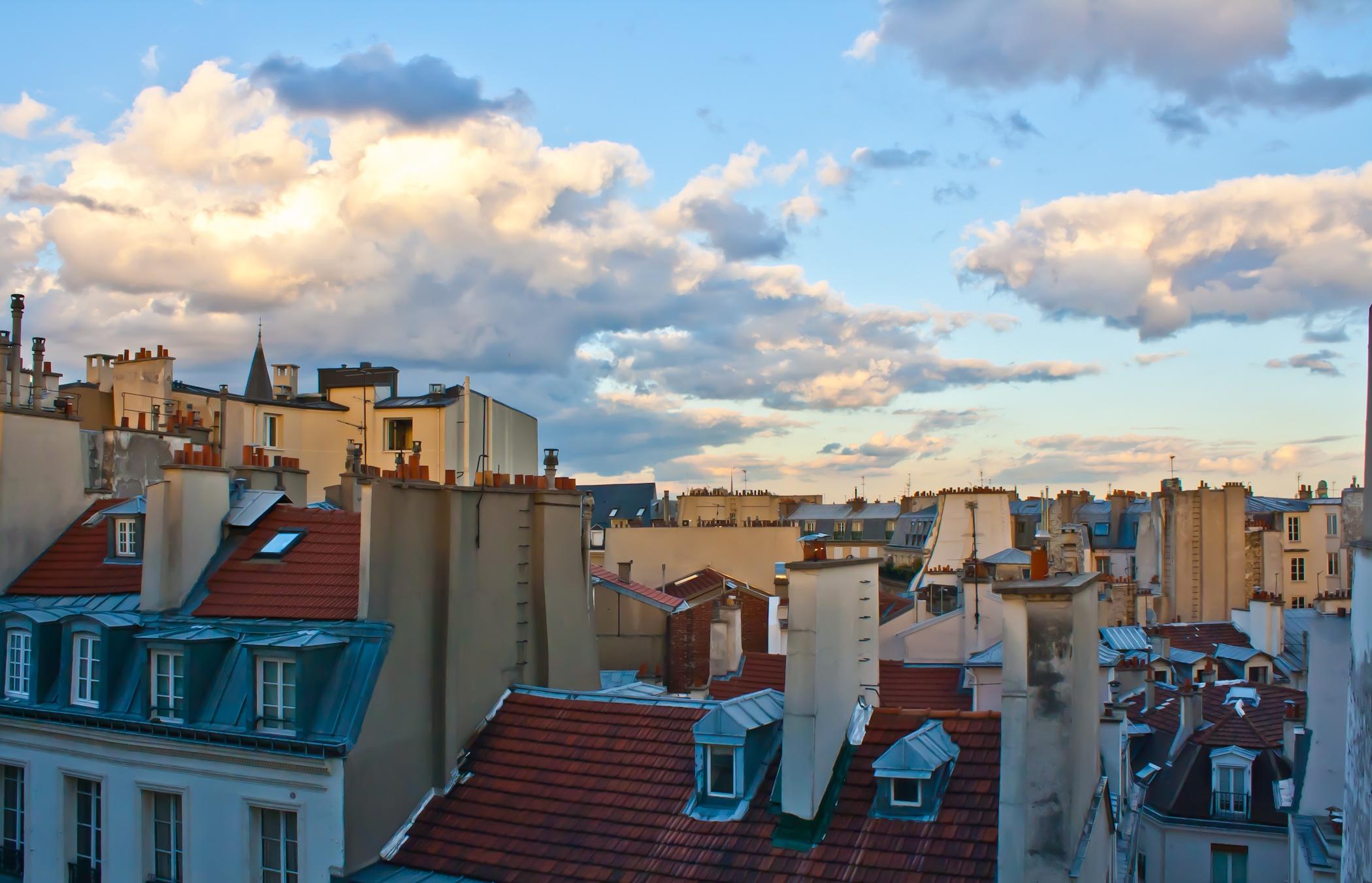 Paris Weekender Background