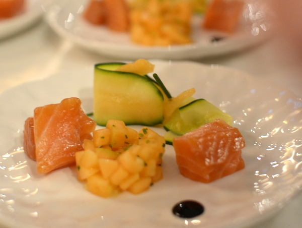 Hosted Gastronomic Experience Plated Dish