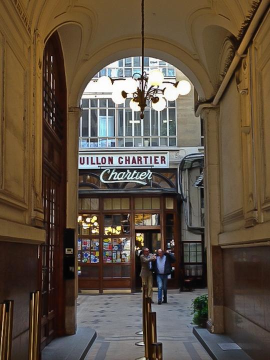 Bouillon Chartier 2-3