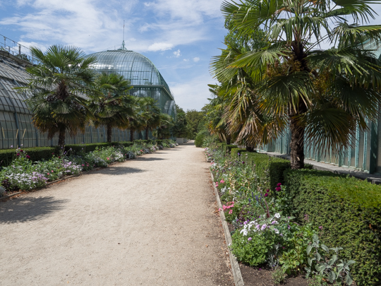 Jardin des serres d auteuil - Serre de jardin 12m2 ...