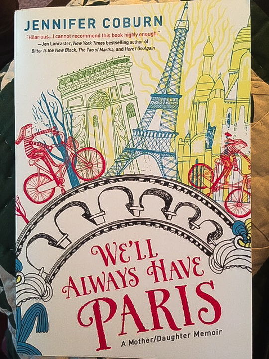 Book Review: We'll Always Have Paris