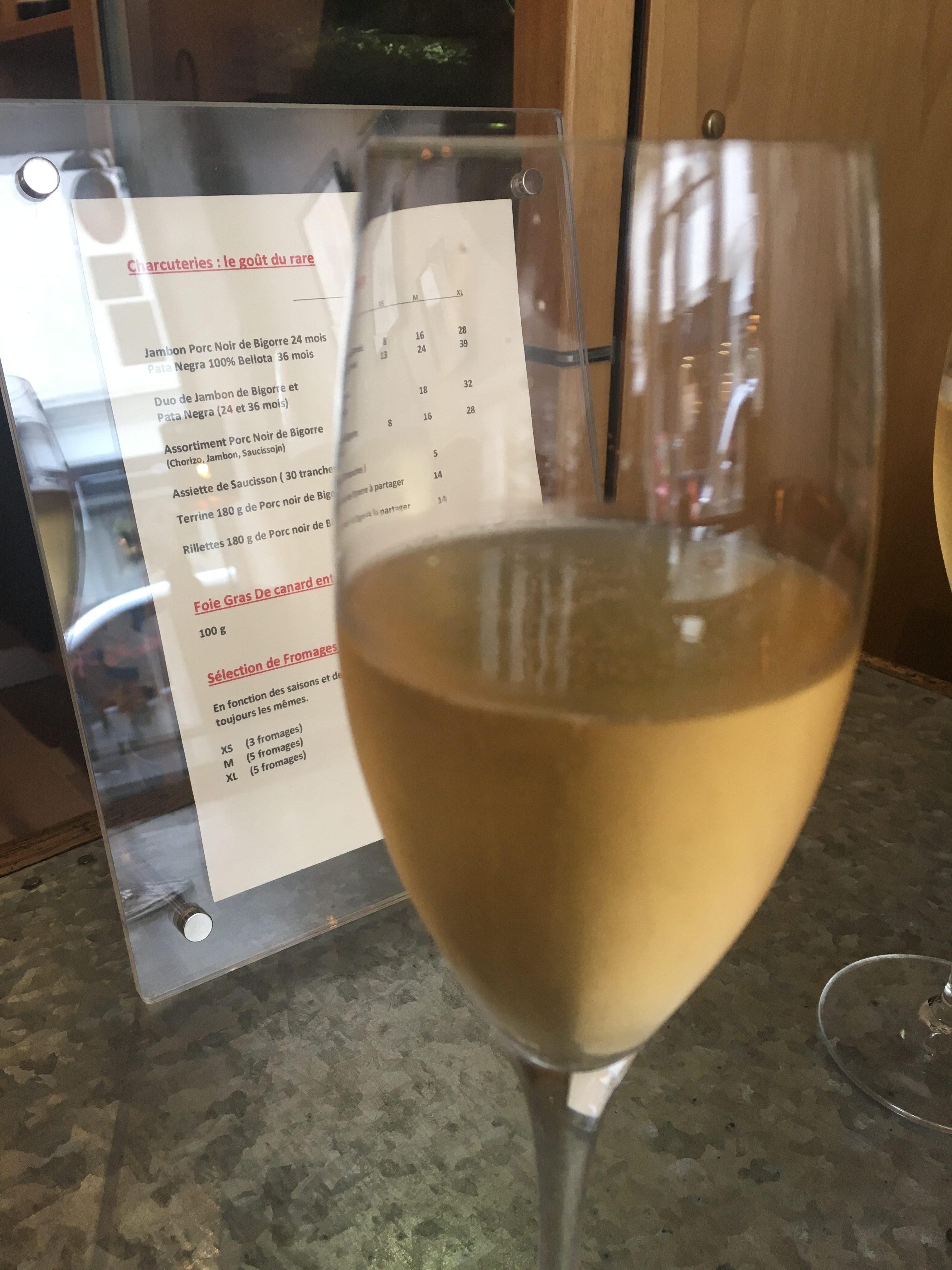 My Local Wine Bar: Les Agapes de Nina