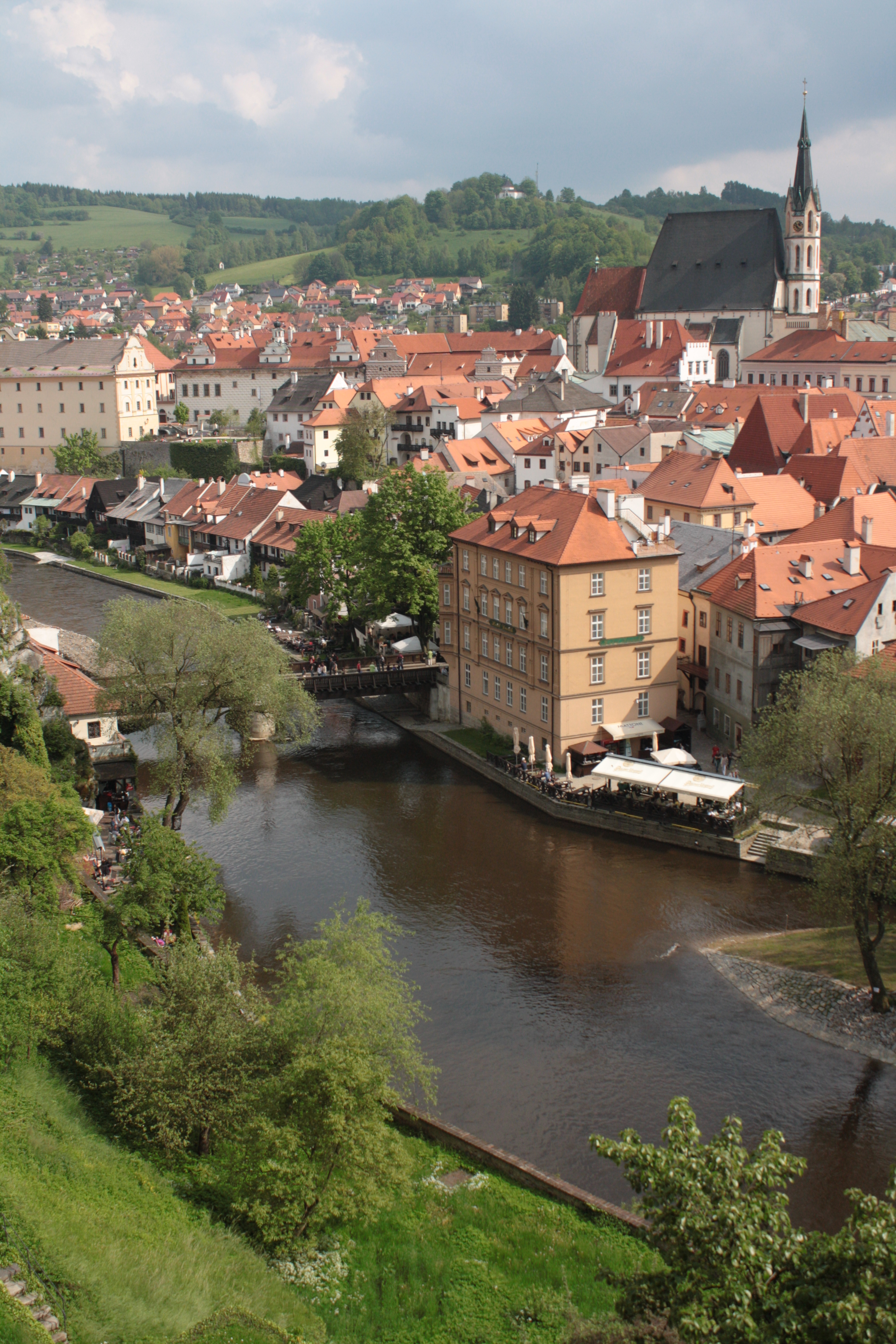 The Best Central European Itinerary
