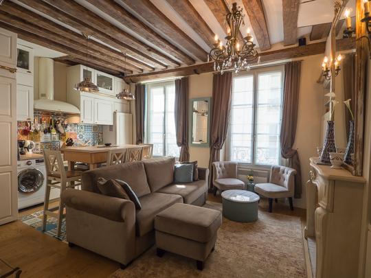 Paris Rental Referral Club!