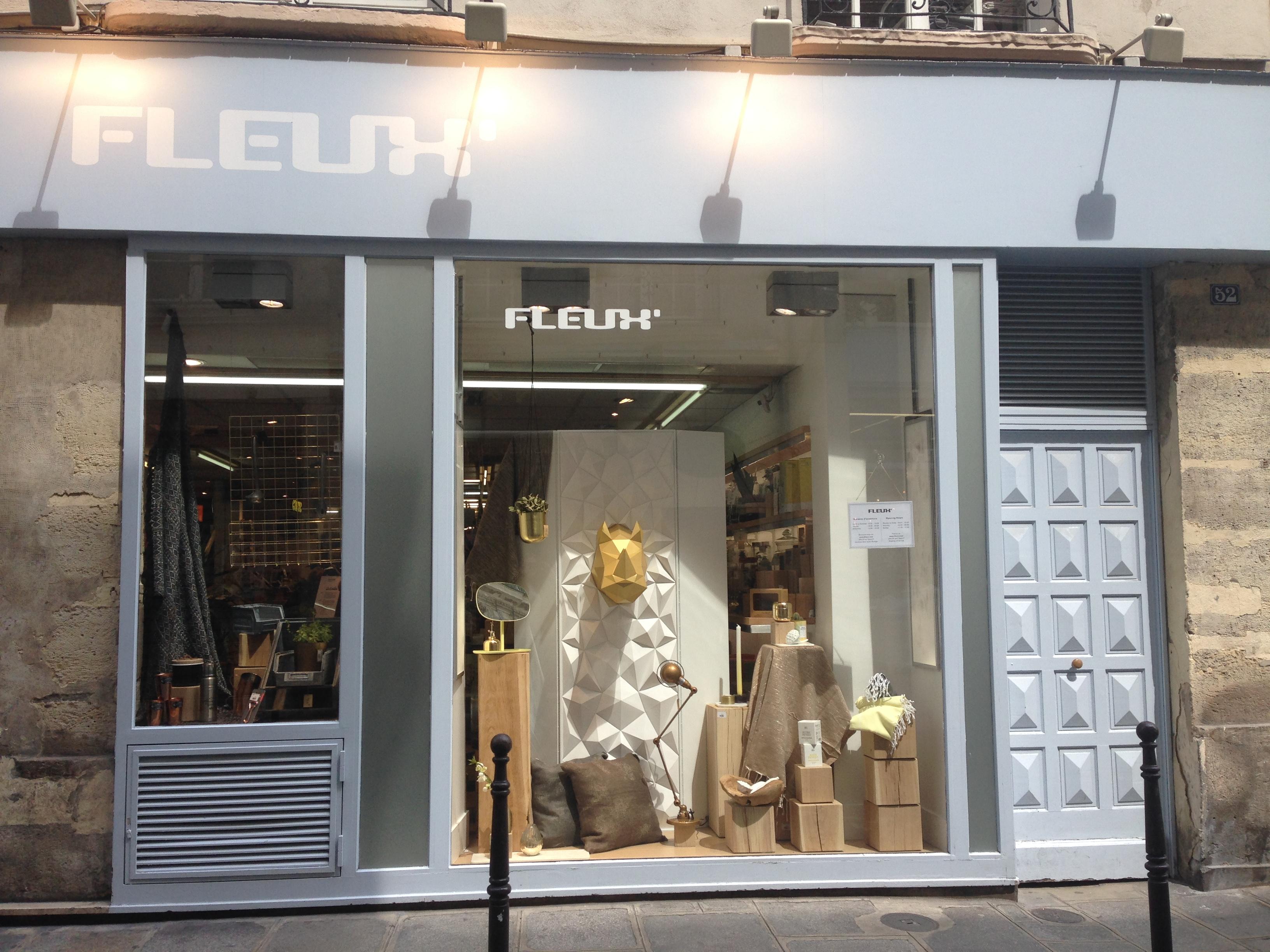 Design Shopping at Fleux