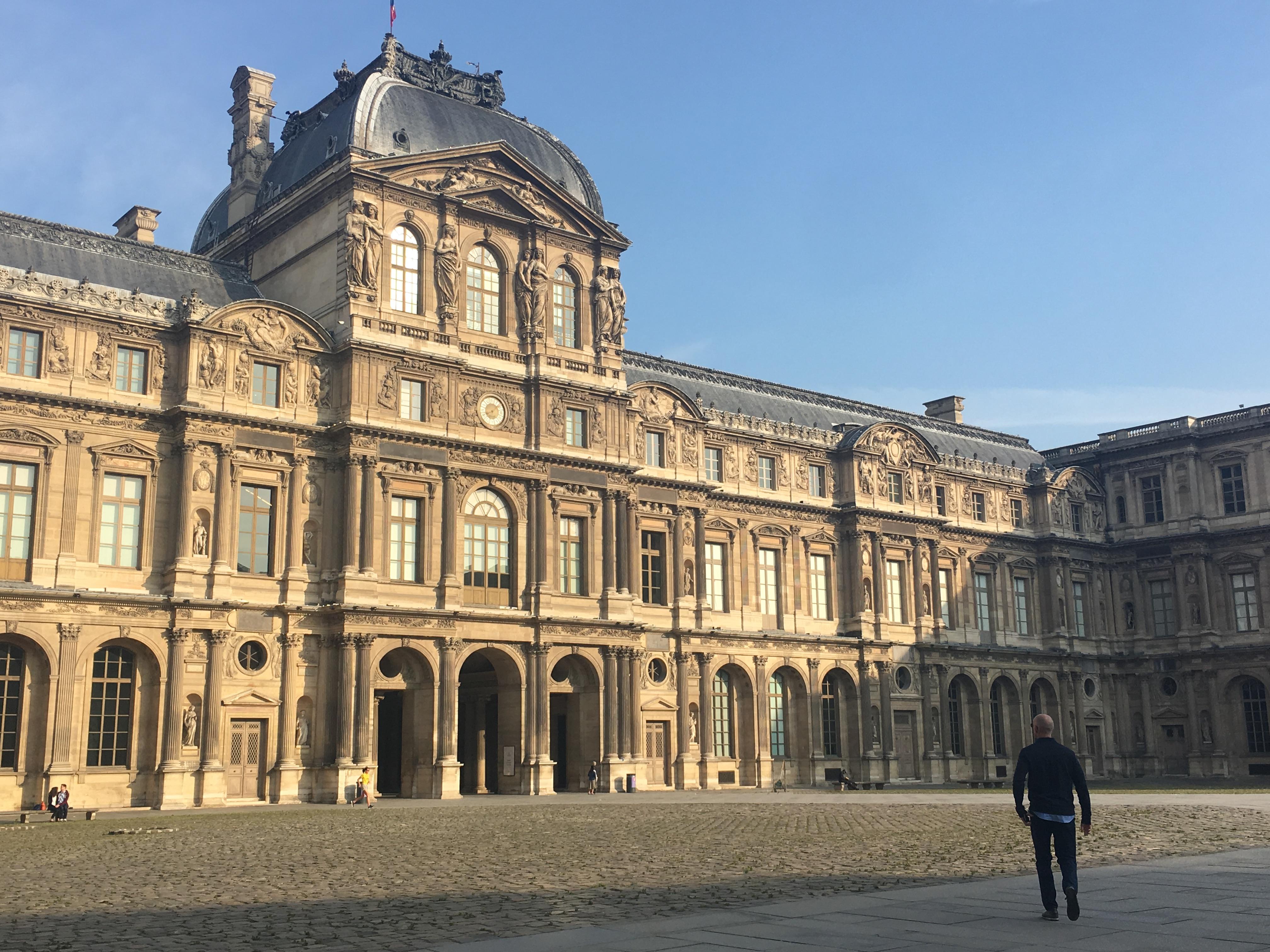 Dark Side of Paris Walking Tour