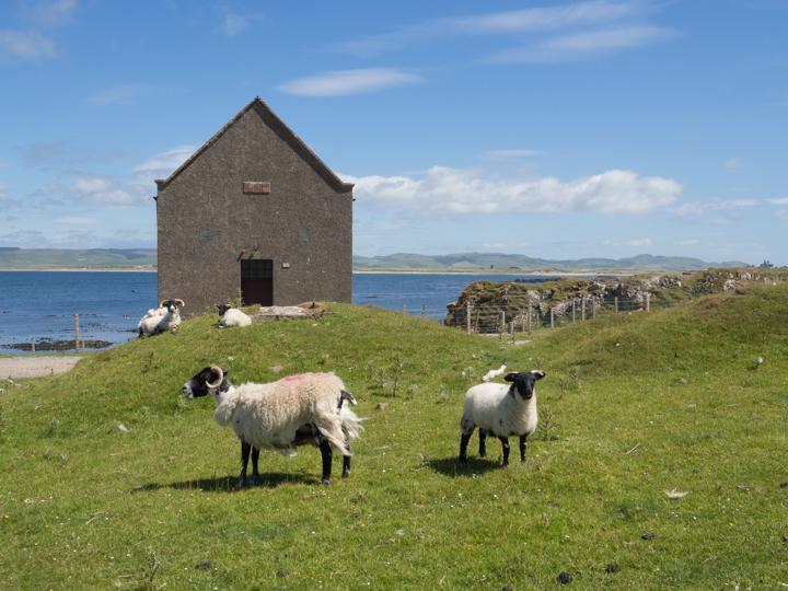 Scotland: The Kintyre Peninsula