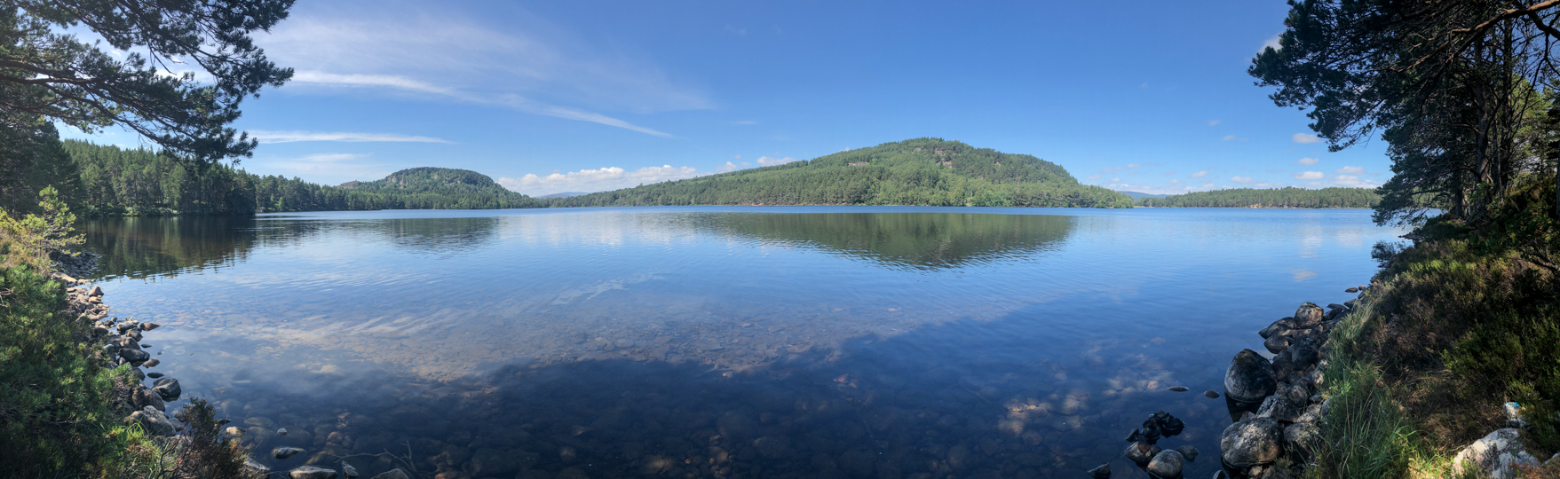 Scotland: Cairngorms National Park and Loch Lomond